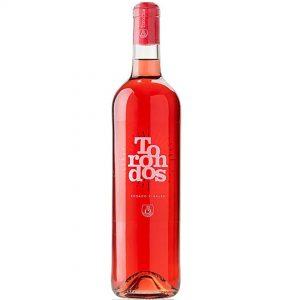 vino torondos rosado
