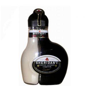 sheridan's licor