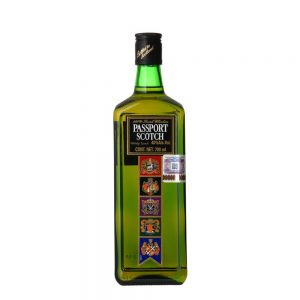 Whisky Pasport Blended Scotch 70 cl.