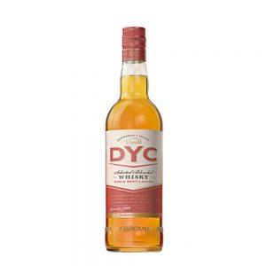 Whisky Dyc 5 años 1 l.