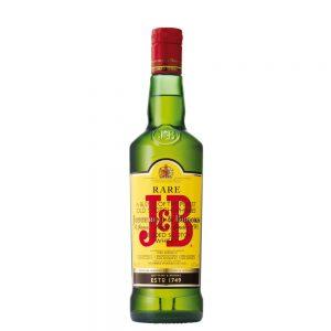 Whisky J&B Rare Blended Scotch 70 cl.