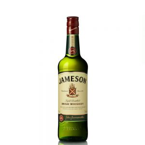 Whiskey Jameson Irish 70 cl.
