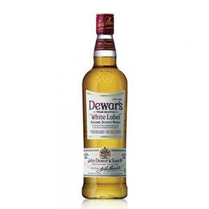 Whisky Dewar´s White Label Blended Scotch 70 cl.