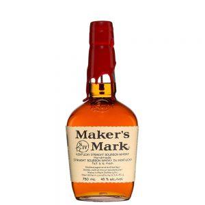 Whiskey Maker´s bourbon Kentuky 70 cl.