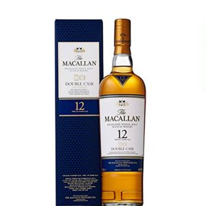 Whisky The Macallan Double Cask 12 años Single Malt Scotch 70 cl
