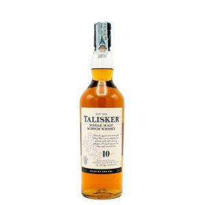 Whisky Talisker 10 años Single Malt Scotch70 cl.