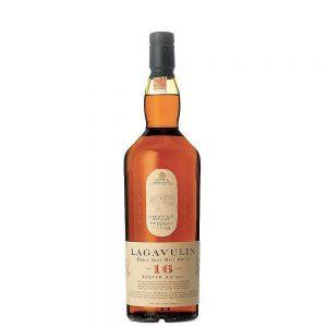 Whisky Lagavulin 16 años Single Malt Scotch 70 cl.