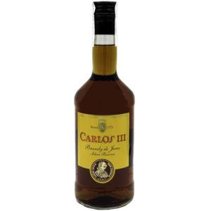 carlos III brandy