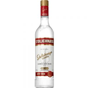 stolichnaya vodka moscu