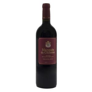 marques de caceres rioja vino