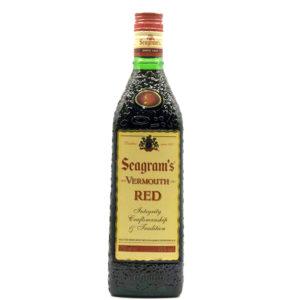 vermouth rojo Seagram´s