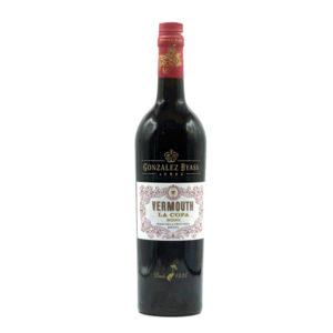 Vermouth rojo La Copa
